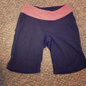 Biking/running shorts